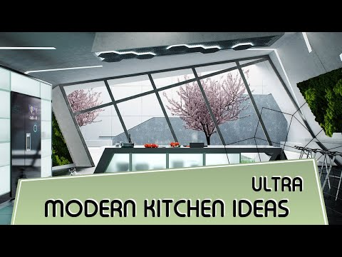 Ultra Modern Kitchen Ideas | Life Hacks | Home Ideas | design a WAY OUT