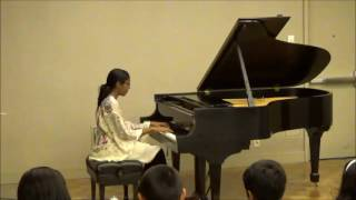 "Gita performs ""Only Time Will Tell"" by Dennis Alexander"