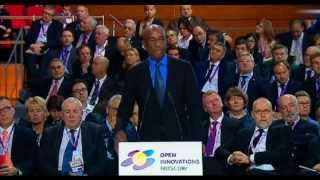 Отрывок Форума Открытые инновации-2013- из первых уст