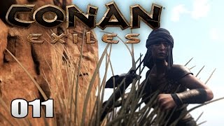 CONAN EXILES [011] [Grundstein um Wohnhaus] [Multiplayer] [Deutsch German] thumbnail