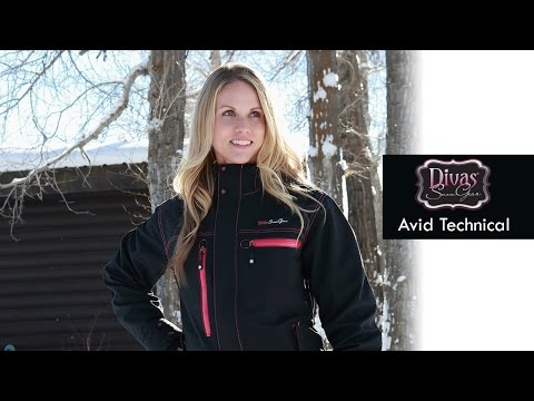Divas Snow Gear - Avid Technical Gear