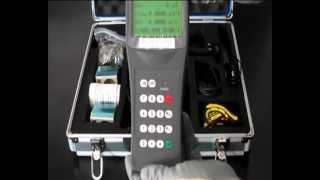 Caudalímetro TYP-TDS100