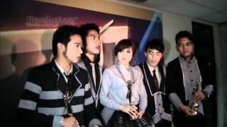 Inilah Deretan Pemenang AMI Awards 2012