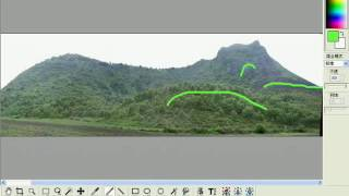 杨公风水基础教学视频 如何看龙