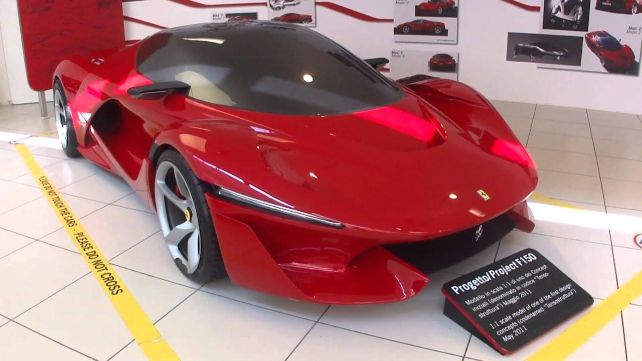 Ferrari laferrari 2013 and f150 protoypes museo ferrari ferrari laferrari 2013 and f150 protoypes museo ferrari maranello vanachro Gallery