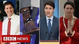 Four Years Of Justin Trudeau In Two Minutes - Bbc News