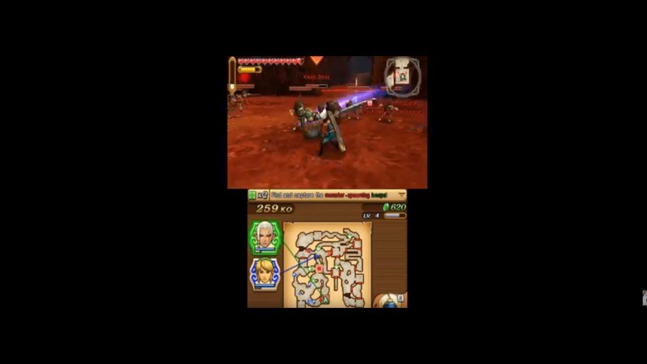 Zelda Hyrule Warriors Legends Legend Story Mode Walkthrough Part 1 1080p 60fps No Commentary Youtube