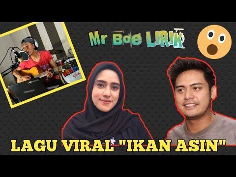 """Download LAGU VIRAL """"IKAN ASIN"""" MR BOE  Mp4 baru"""