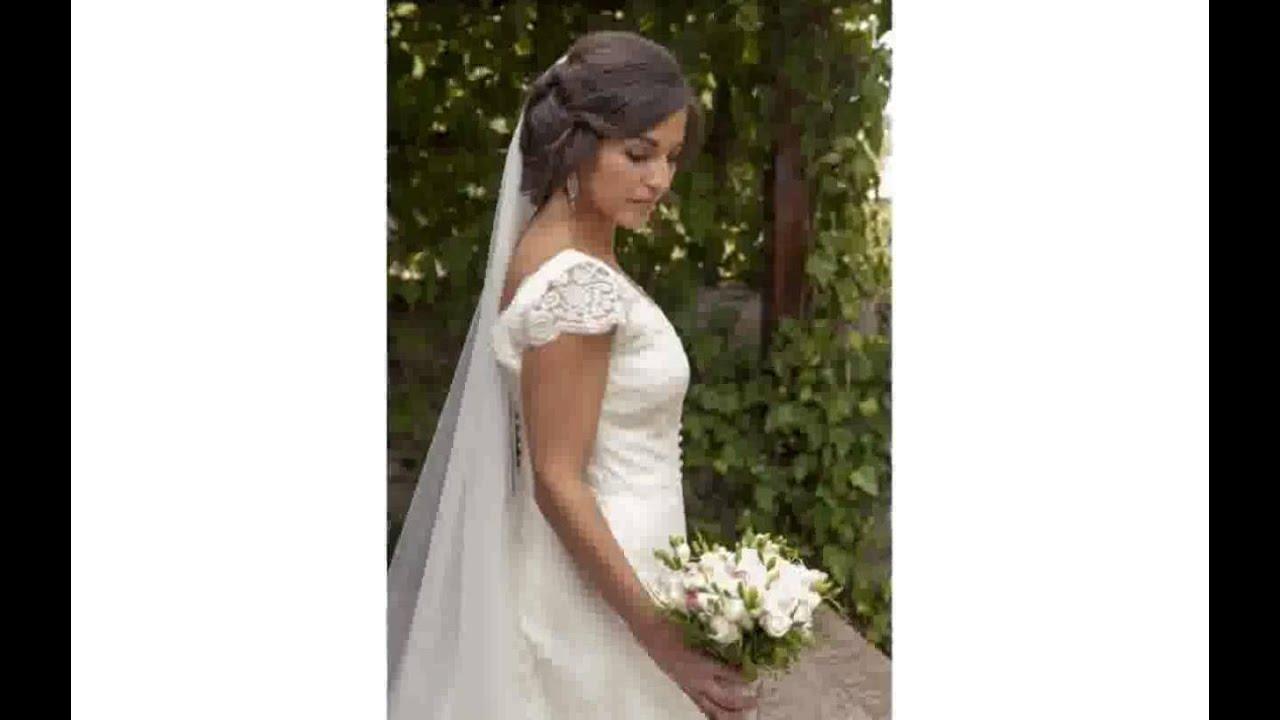 fotos de peinados de novia con velo nuevo - Peinados De Novia Con Velo