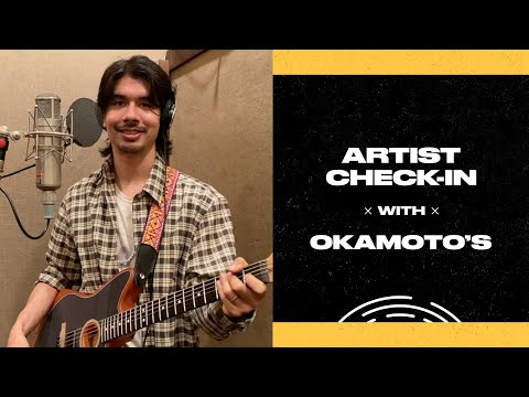 OKAMOTO&39;S Checks In with 'Young Japanese' | Fender Artist CheckIn | Fender