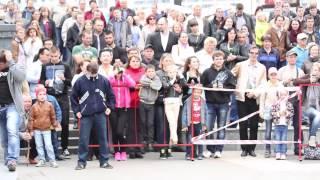 Minsk Open Cup 2015: Турнир по стронгу - Перебрасывание камней Атласа + церемония награждения