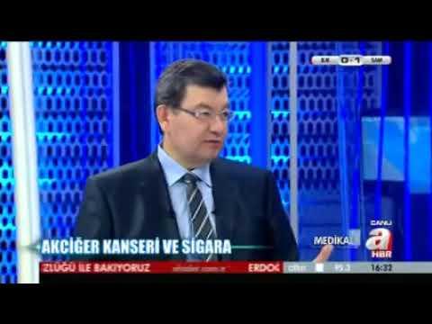 Prof. Dr. Turhan ECE ile Akciğer Kanseri