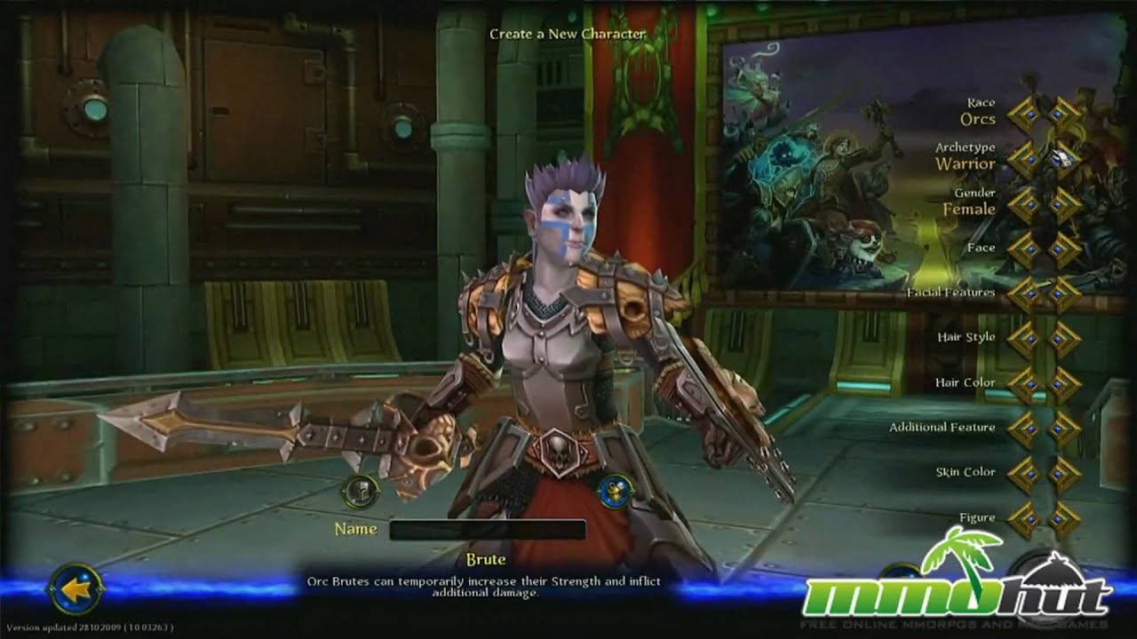 10 games free mmorpg top