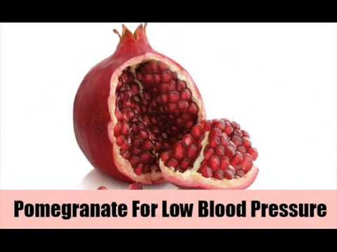 11 Natural Treatments For Low Blood Pressure