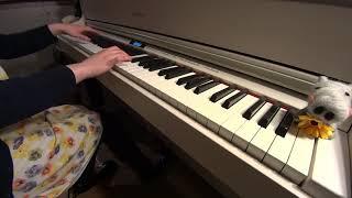 忍びのすゝめ / まふまふ 耳コピして弾いてみた ピアノ ひぽさんふらわー