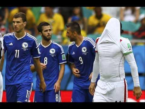 bosna hersek iran özet goller foto - bosnia herzegovina vs iran 3 - 1 highlight photo