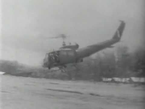RAAF helicopter support for Operation Hawkesbury