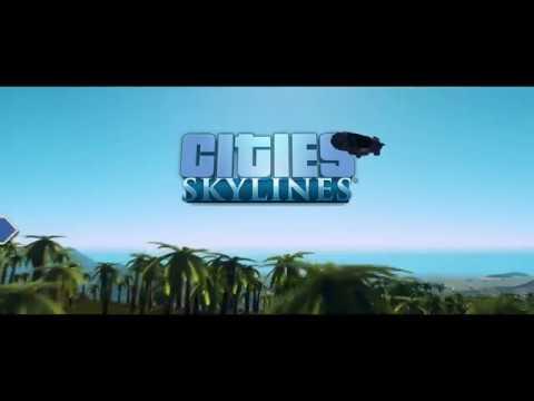 [60FPS] Cities Skylines - Mass Transit DLC - Announcement Trailer