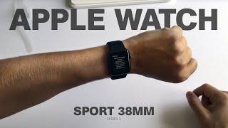 Обзор купить Apple Watch Sport 38мм Симферополь(Заказать, купить часы Apple Watch Sport в Симферополе тут: http://kupit-chasy-watch-sport-simferopol.ru Обзор и первое впечатление о..., 2015-09-09T13:58:34.000Z)