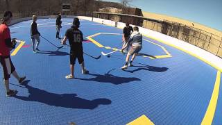 GoPro Hockey Dangles and Fails!