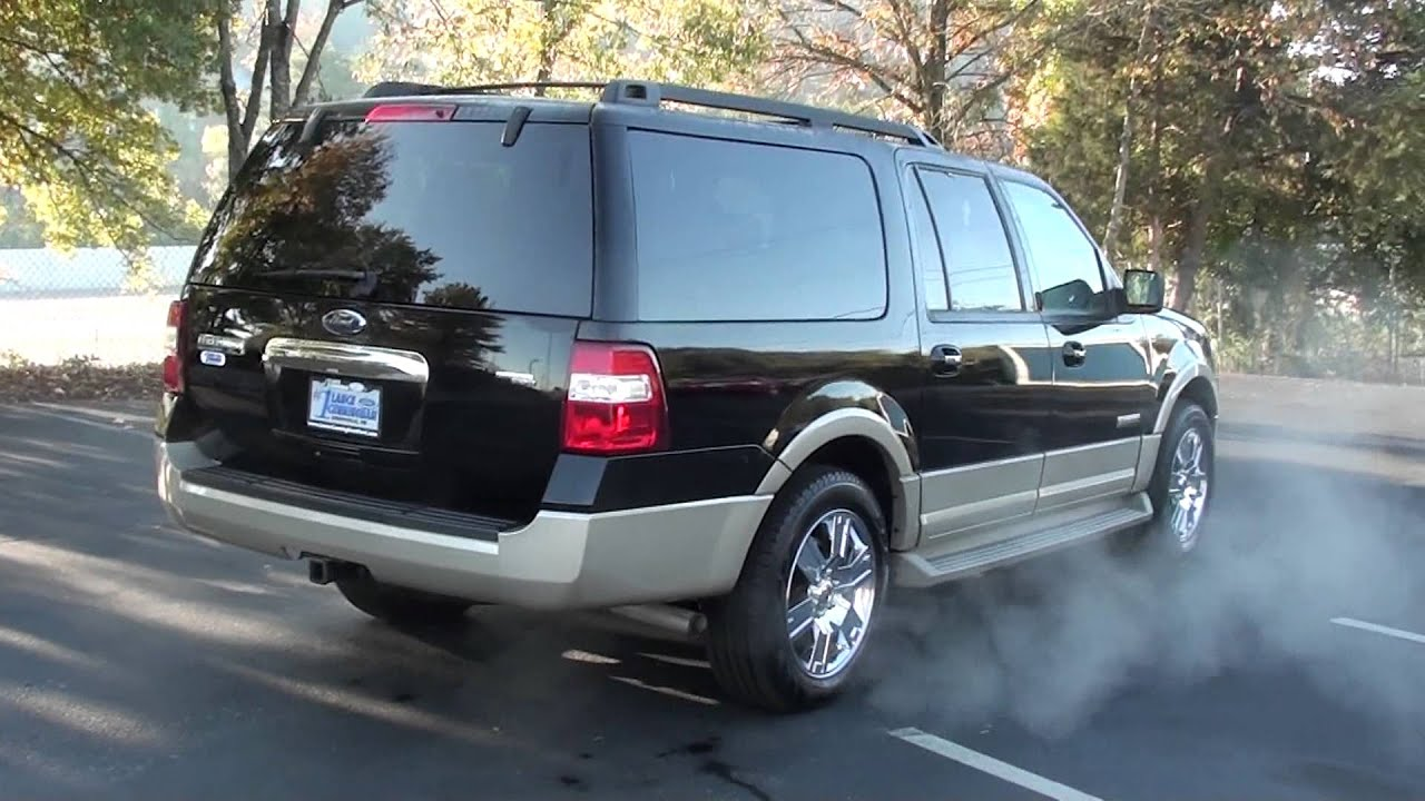 for sale 2007 ford expedition el eddie bauer stk p5875 youtube. Black Bedroom Furniture Sets. Home Design Ideas