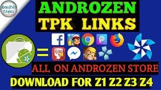 How to download Androzen TPK Apps Files | Facebook lite Tpk Androzen ACL  TPK | Anurag Sahni