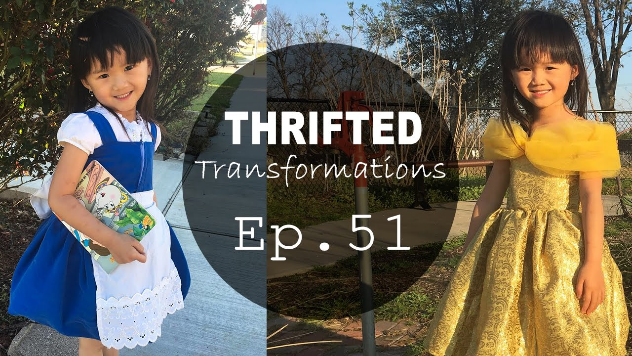 Diy 2 in 1 belle costume thrifted transformations ep 51 youtube diy 2 in 1 belle costume thrifted transformations ep 51 solutioingenieria Gallery