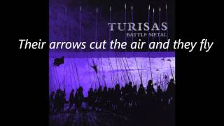 Turisas- Battle Metal (Lyrics on Screen) HD
