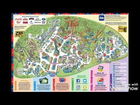 Interesting Things On Kings Island 2019 Map - YouTube on new york city new jersey map, wild river country map, apostle islands map, carowinds map, north island naval base map, islands of adventure map, canada's wonderland map, kiddieland map, paramount park map, disney's blizzard beach map, coney island fun map, westbury new york map, beach waterpark map, six flags map, cincinnati map, cedar point map, oaks amusement park map, michigan adventure map, long island satellite map, disneyland map,