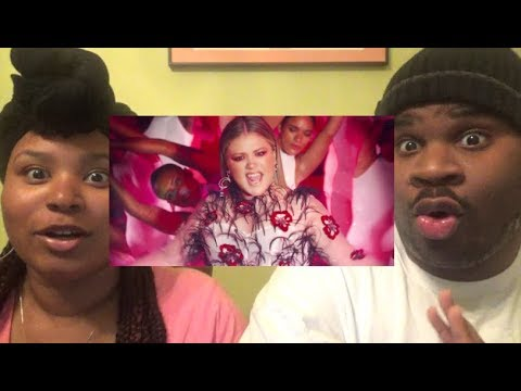 KELLY CLARKSON - LOVE SO SOFT - REACTION
