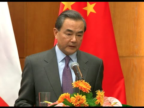 Chinese Foreign Minister Meets Swiss Counterpart on Korean Peninsular Nuclear Issue