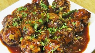 Mixed Vegetable Manchurian by madhurasrecipe | Crispy Veg Manchurian