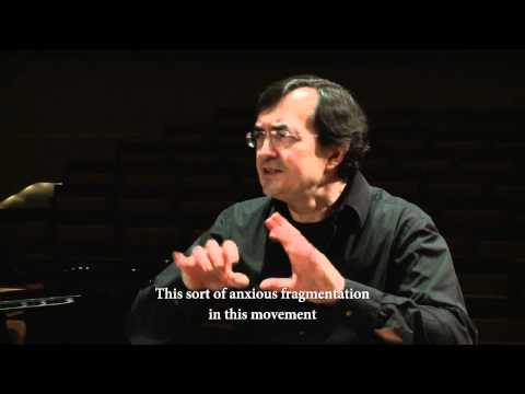Pierre-Laurent Aimard on Schoenberg's Piano Concerto