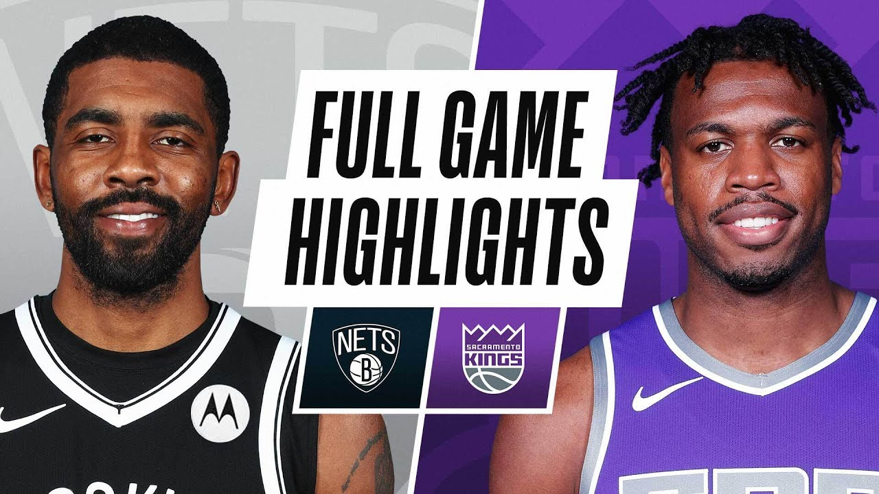 NETS at KINGS | FULL GAME HIGHLIGHTS | February 15, 2021