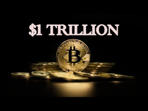 Bitcoin Reaches $1 Trillion in Market Cap