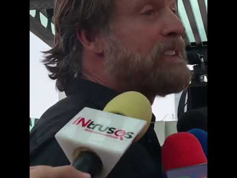 Juan Soler se pone grosero con la prenas