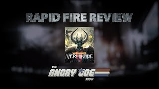vermintide II Rapid Fire Review