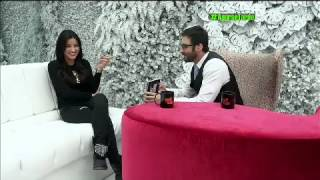 #VIDEO: Entrevista Maite Perroni (@MaiteOficial) no Agora é Tarde. 27/11/2014
