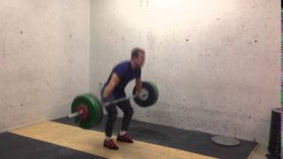 TNG snatch double at 105 by Adrian Mundwiler