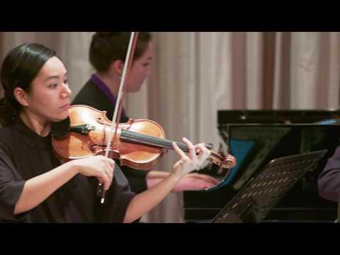 Shades of Silence by Anna Thorvaldsdottir performed by Longleash