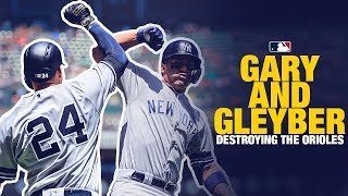 Gary Sanchez and Gleyber Torres clobber 19 homers vs. the O
