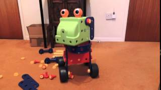 Early Learning Centre Starter Set - Robbie The Robot Dog