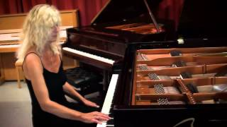 Chopin: Nocturne in C sharp minor. Opus: posthumous - Heather Bellene