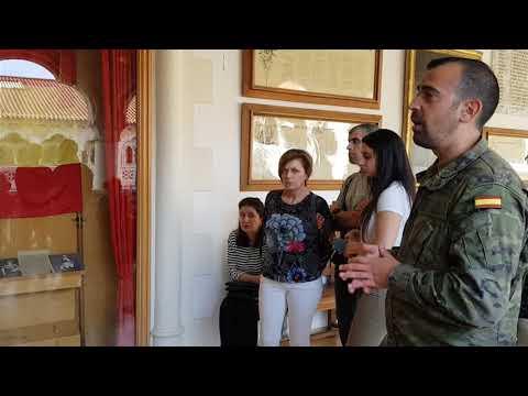 Día Hispanidad 2019 en Segovia. Visita Academia de Artillería de Segovia 12/10/2019  (9)