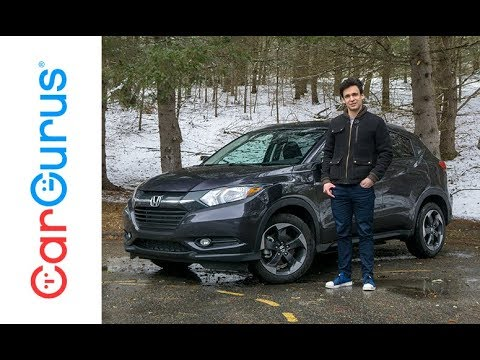 2018 Honda HR-V | CarGurus Test Drive Review
