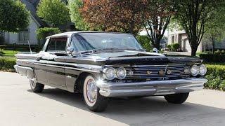 1960 Pontiac Bonneville Vista For Sale