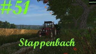 #LP51 Stappenbach LS17 Courseplay Kurse einfahren