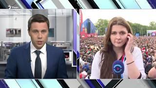 В России открылся чемпионат мира по футболу / Новости