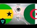 Sao Tome and Principe vs. Algeria | CAF | Road To World Cup Germany 2017 | FIFA 14