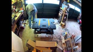 Cabinet Build Part1